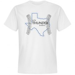 texas thunder on white
