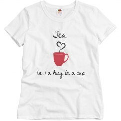 A hug in a cup