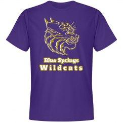 Blue Springs HS - Ultrasoft - Wildcats