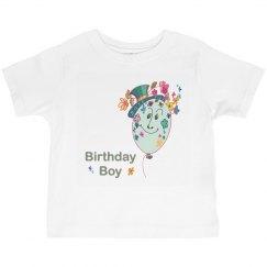 Birthday Boy Happy balloo