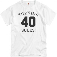 40th Birthdays Suck