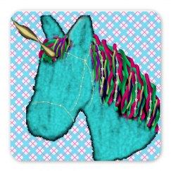 Kelpie Unicorn Magnet