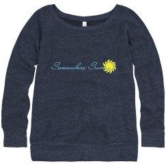 Somewhere Sunny Sweatshirt