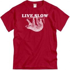 Live Slow Sloth