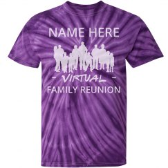Virtual Family Reunion 2020