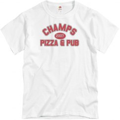 Champs 3 - Grey & Red
