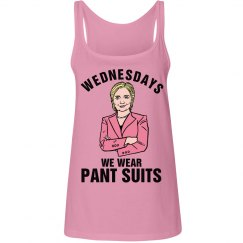 Hillary Pink Wednesdays