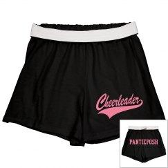 PantiePosh Youth Shorts