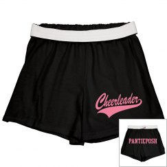 PantiePosh Youth Shorts