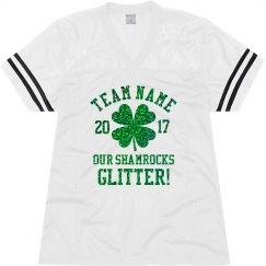 Glitter Custom Drinking Team Name