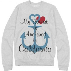 Anchored in California