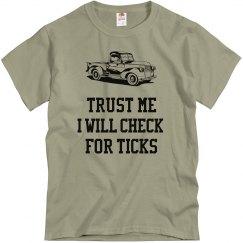 Tick Checker