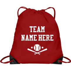 Custom Team Baseball Mom Bag