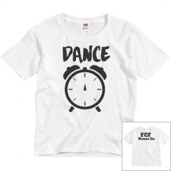 Youth Dance time Tshirt