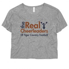 The REAL Cheerleaders
