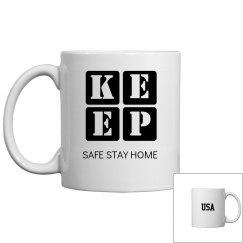 KEEP SAFE STAY HOME