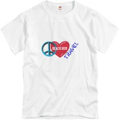 Peace Love Travel