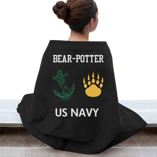 a blanket for your man
