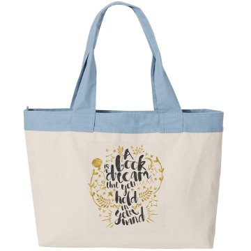 A Book Is A Dream - Canvas Bag