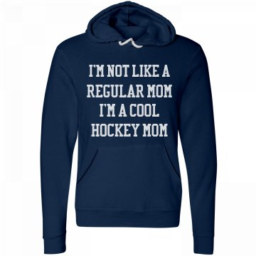 A cool hockey mom