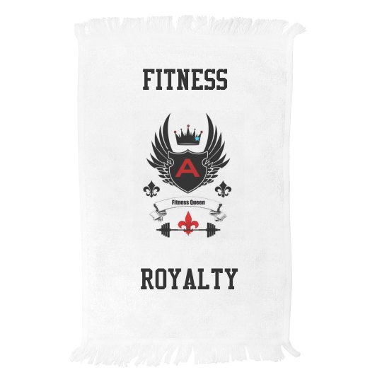 A Fit Queen Towel