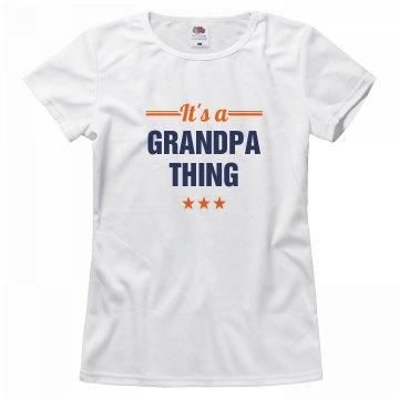 A Grandpa Thing