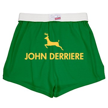 A Hunter's John Derriere