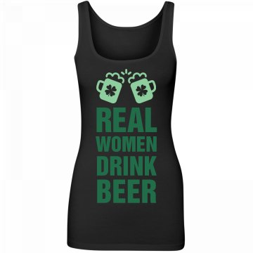 A Real St. Patty's Woman