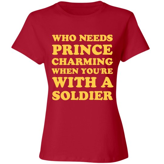 A Soldier Over Prince Charming