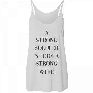 A Strong Military Wife