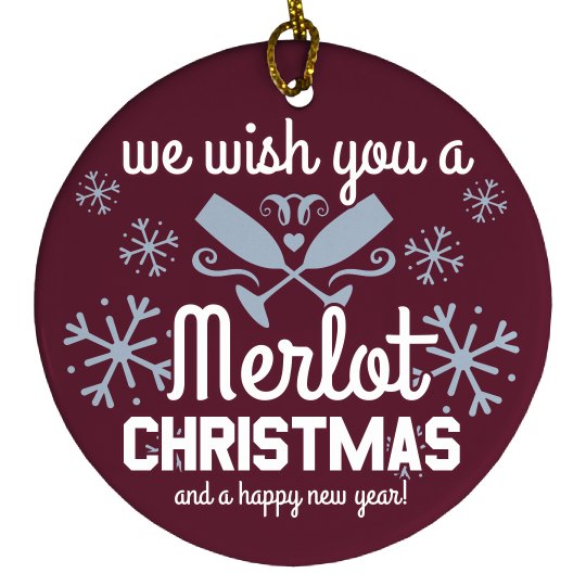 A Very Merlot Christmas
