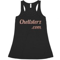 Chellsterz.com Crop Top