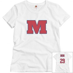 Mom customizable number