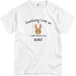 Somebunny - MOMS white
