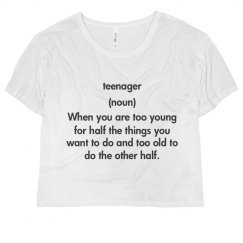 Tumblr Definitions Teenager