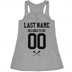 Lacrosse Girlfriend