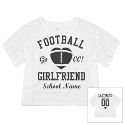 Custom Football Girlfriend