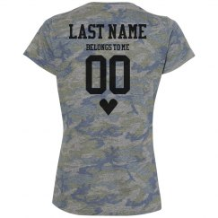 Custom Camo Sports Girlfriend