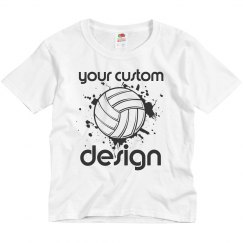 Custom Mud Run Kids Shirt