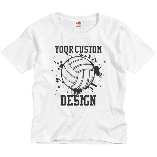 3aa03b213 Custom Mud Run Kids Shirt