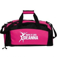 Rock it like Deanna!
