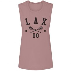 Simple Custom LAX Girl