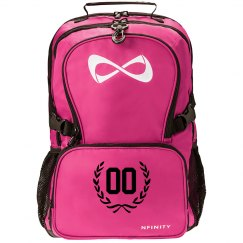 Your Number Custom Backpack