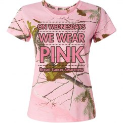 Breast Cancer Camo