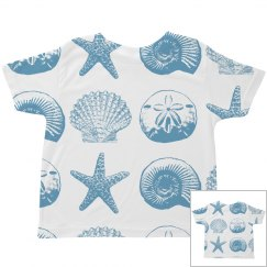 Made for the Ocean Toddler Print