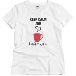 Keep Calm Tea Lover!