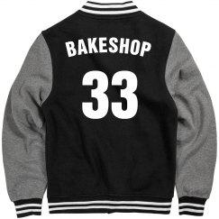 BAKESHOP Letter Jacket