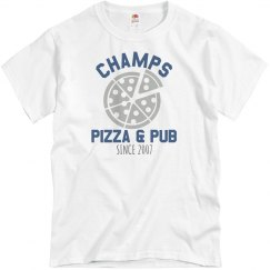 Champs 1 - Grey & Blue