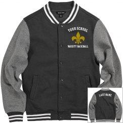 Custom varsity Baseball Letterman Jacket