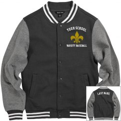 Custom varsity Baseball Letterman Jacket